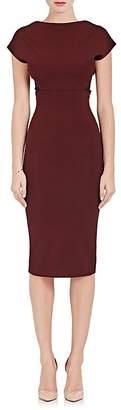 Victoria Beckham Women's Compact Knit Midi-Dress