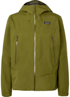 Patagonia Cloud Ridge Waterproof Ripstop Hooded Jacket