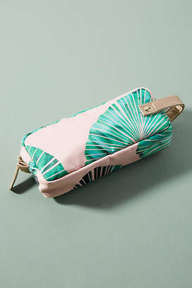 Anthropologie May Flowers Cosmetic Pouch