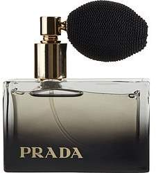 Prada L'Eau Ambree By Eau De Parfum Refillable With Atomizer 2.7 Oz *Tester