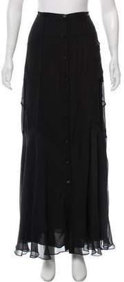 Proenza Schouler Silk Maxi Skirt w/ Tags