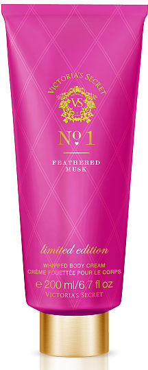 Victoria's Secret NEW! Feathered Musk Whipped Body Cream