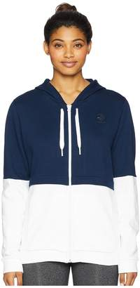 Reebok Classics French Terry Full Zip Hoodie Women's Sweatshirt