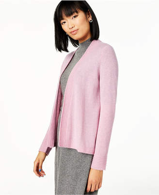 Charter Club Open-Front Cashmere Cardigan, Regular & Petite Sizes