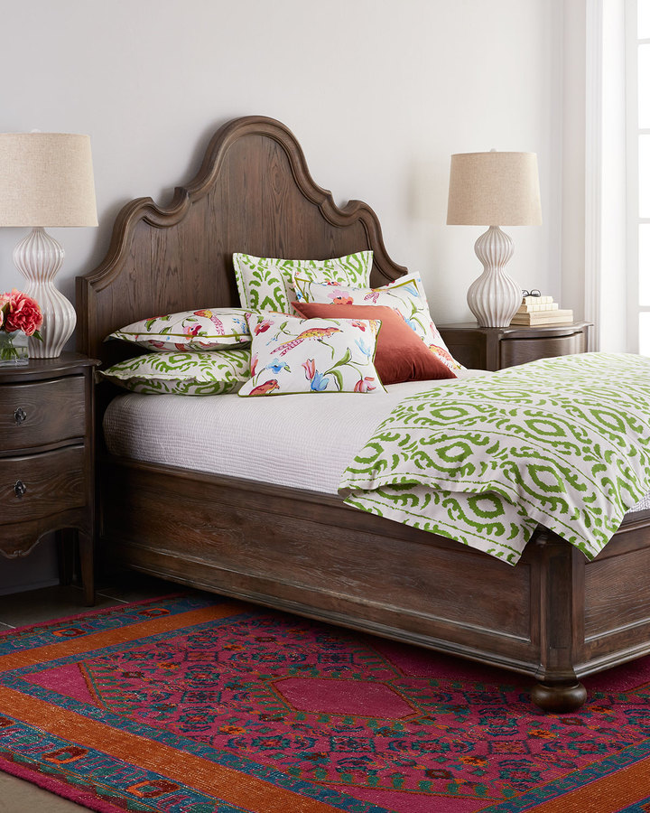 Bernhardt Bernhardt Justene King Panel Bed