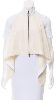 Jeremy Laing Tent Asymmetrical Vest w/ Tags
