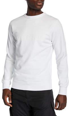 Stone Island Men's Tonal Logo Sweatshirt