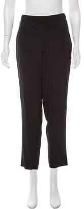Public School Silk High-Rise Pants