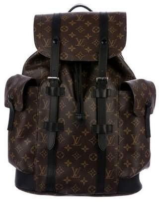 Louis Vuitton 2017 Macassar Christopher PM