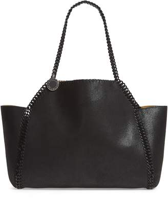 Stella McCartney Falabella Small Reversible Faux Leather Tote