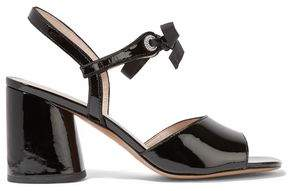 Marc Jacobs Patent-Leather Sandals