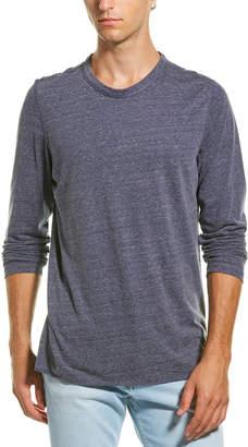 Benson Dropped-Shoulder Long Sleeve T-Shirt