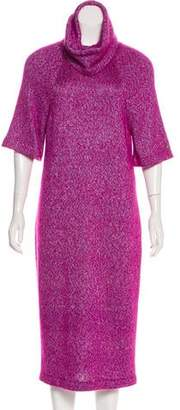 Chanel Silk Knit Dress