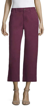 A.N.A Chino Pant Womens Wide Leg Flat Front Pant
