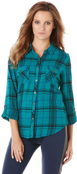 C&C California Heritage brushed flannel button down