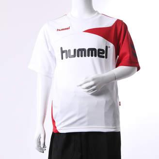 Hummel (ヒュンメル) - ヒュンメル HUMMEL ジュニア サッカー/フットサル 半袖シャツ ジュニアプラクティスシャツ HJY2070AP