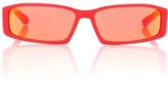 Balenciaga Neo rectangular sunglasses