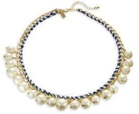 Kate Spade Pretty Pearly Chain Necklace