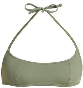 Solid & Striped The Jessica Bikini Top - Womens - Khaki