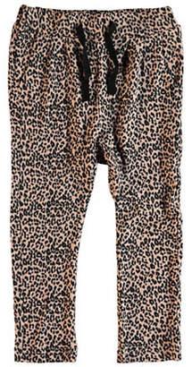 Name It Animal Print Knit Pants