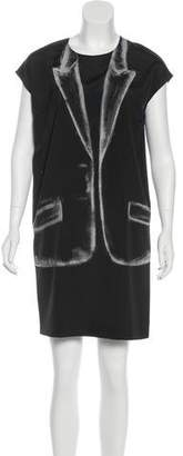 Maison Margiela Printed Mini Dress