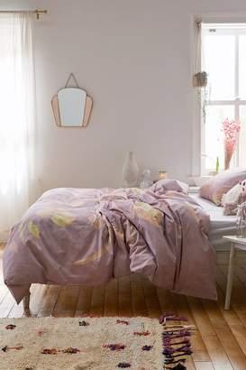 Cordelia Sun-Faded Floral Duvet Cover