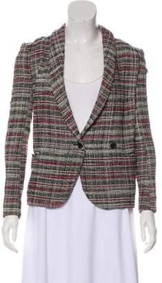 Etoile Isabel Marant Structured Tweed Blazer