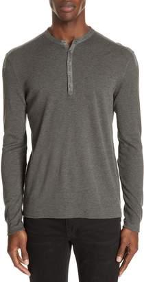 John Varvatos Henley Shirt