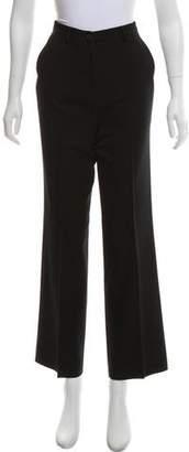 Bottega Veneta High-Rise Wool Pants