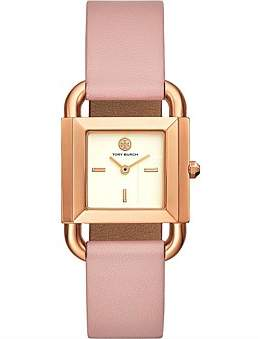Tory Burch The Phipps Pink Watch