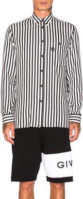 Givenchy Striped Shirt