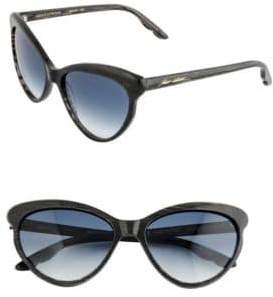 Brian Atwood 56mm Cat-Eye Sunglasses