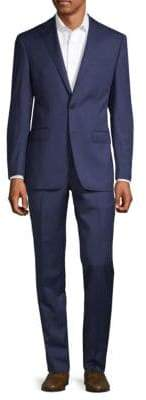 Calvin Klein Classic Slim-Fit Wool Suit