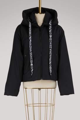 Proenza Schouler Hooded short coat