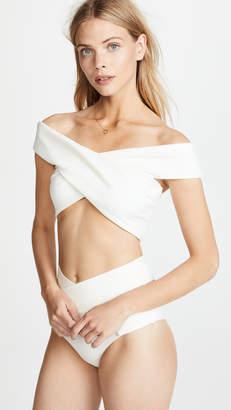 Mila Louise KOPPER & ZINK Bikini Top