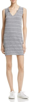 Nation LTD Gigi Stripe Tee Dress $104 thestylecure.com