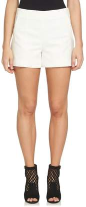 1 STATE 1.STATE Flat Front Shorts