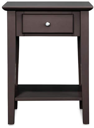 HOME STUDIO Side Table with Drawer