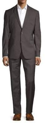 Versace Notch Lapel Suit