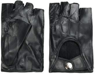 Ann Demeulemeester Blanche fingerless gloves