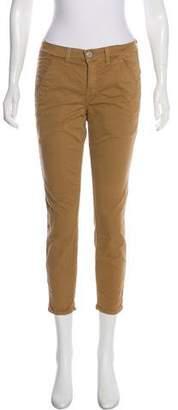 Crippen Mid-Rise Skinny Pants