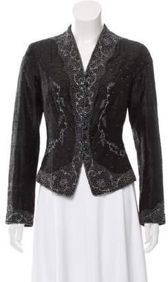 Kenzo Embellished Evening Jacket