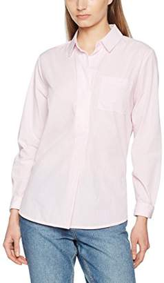 Crew Clothing Women's Popover Long Sleeve Top,(Manufacturer Size: M)