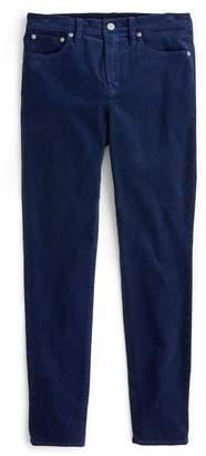 J.Crew High Rise Toothpick Corduroy Jeans
