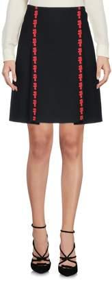Alaia Knee length skirts - Item 35378757HU