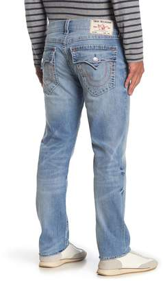 True Religion Geno Big Flap Slim Jeans