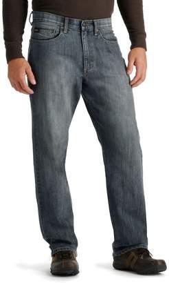 Lee Big & Tall Loose-Fit Comfort Waist Straight-Leg Jeans