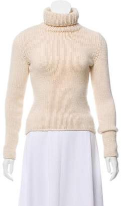 Celine Chunky Turtleneck Sweater