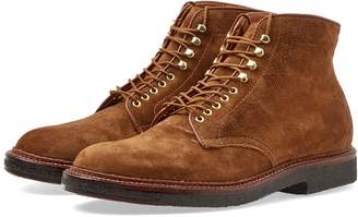 Alden Shoe Company Round Toe Boot