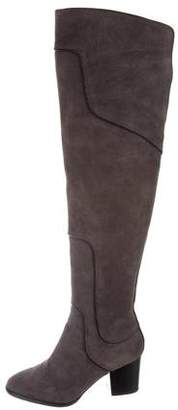 Rebecca Minkoff Suede Over-The-Knee Boots